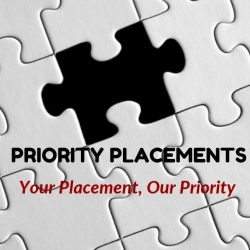 Priority Placements