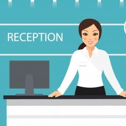 Reception Front Desk  - R6 000 - R7 500 pm - CBD