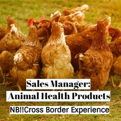 Sales Manager: Poultry & Livestock Health Products
