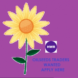 Agricultural Commodity Traders required by International Trading Company
